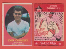 Burnley John Connelly England 68